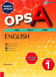 Modul Intelek OPS A (English) Form 1