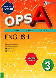 Modul Intelek OPS A (English) Form 3