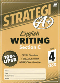 Strategi A+ (English) (Writing) Section C Year 4