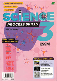 Science Process Skills Tingkatan 3
