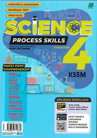 Science Process Skills Tingkatan 4