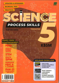 Science Process Skills Tingkatan 5