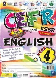 CEFR Aligned (English) Year 4