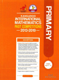 Kangaroo International (Mathematics) Past Competitions 2013-2019 Primary 3 & 4