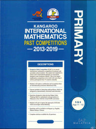 Kangaroo International (Mathematics) Past Competitions 2013-2019 Primary 5 & 6