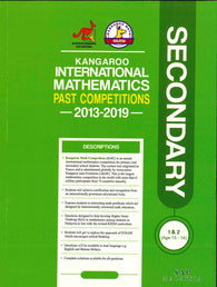 Kangaroo International (Mathematics) Past Competitions 2013-2019 Secondary 1 & 2
