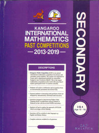 Kangaroo International (Mathematics) Past Competitions 2013-2019 Secondary 3 & 4