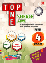 Top One (Science/Sains) Form 4