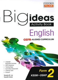 Big Ideas (English) Form 2