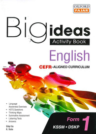 Big Ideas (English) Form 1