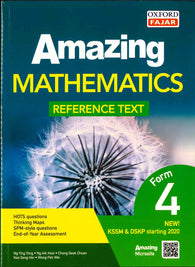 Amazing (Mathematics) Form 4