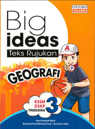 Big Ideas (Geografi) Tingkatan 3