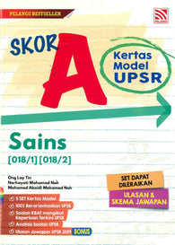 Skor A  Kertas Model UPSR (Sains)