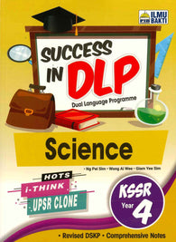 Succcess In DLP (Science) Year 4