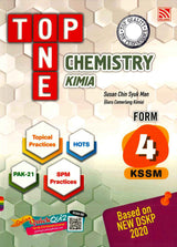 Top One (Chemistry/Kimia) Form 4