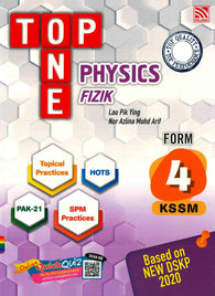 Top One (Physics/Fizik) Form 4