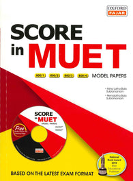 Score In (MUET) Model Papers