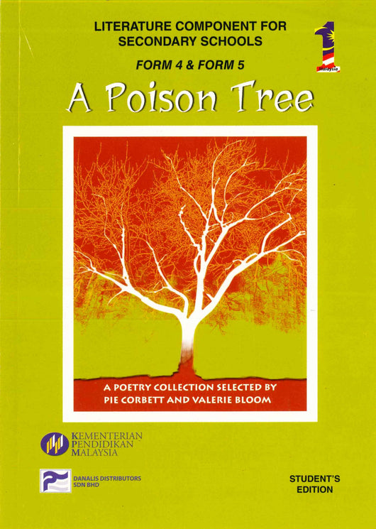 A Poison Tree (Form 4 & Form 5)