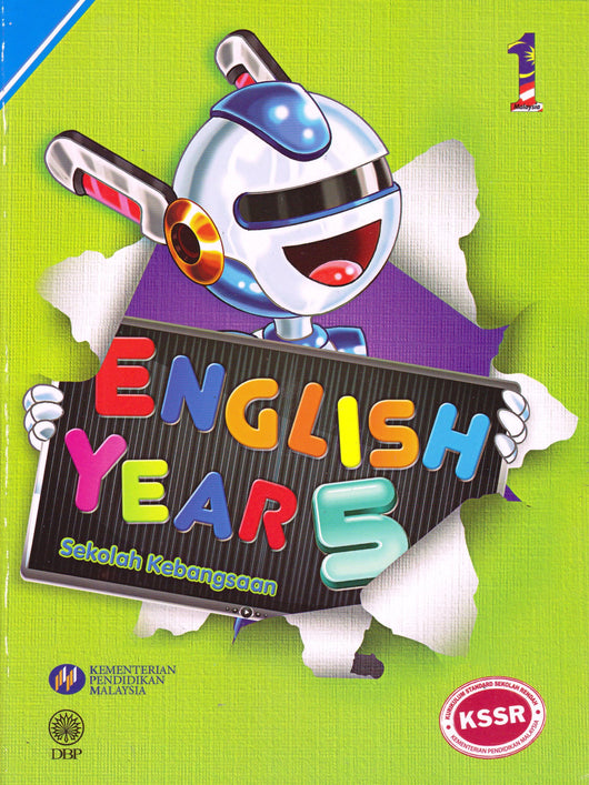 Textbook (English) Year 5 SK - Pustaka Saujana