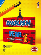Textbook (English) Year 6 SK - Pustaka Saujana