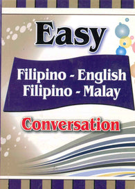 Easy (Filipino-English, Filipino-Malay) Conversation