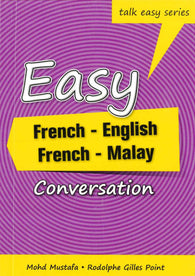 Easy (French-English, French-Malay) Conversation