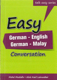 Easy (German-English, German-Malay) Conversation