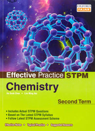 Effective Practice STPM (Chemistry) Second Term