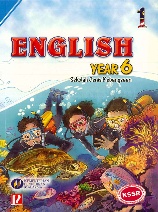 Textbook (English) Year 6 SJK