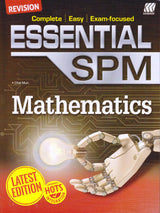 Essential SPM (Mathematics) - Pustaka Saujana