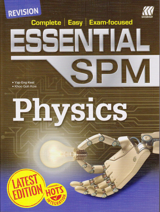Essential SPM (Physics) - Pustaka Saujana