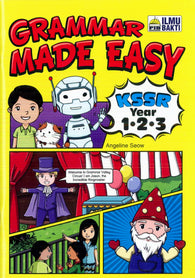 Grammar Made Easy KSSR Year 1,2,3
