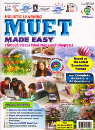 Visual Mind Maps and Diagrams (MUET)