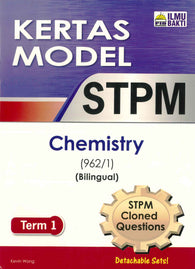 Kertas Model STPM (Chemistry) (Bilingual) Term 1