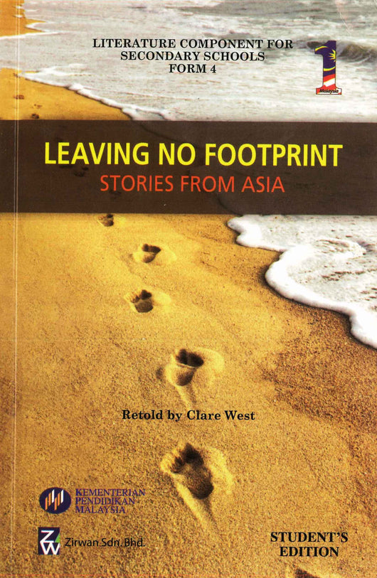Leaving No Footprint (Form 4)