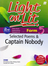 Light on Lit (Selected Poems & Captain Nobody) Form 5 - Pustaka Saujana