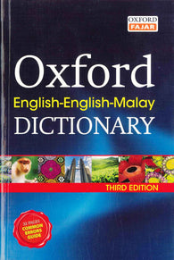 Oxford (English-English-Malay) Dictionary