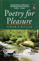 Poetry for Pleasure (Form 1 - Form 3)