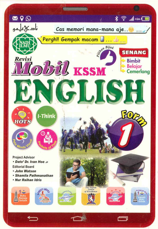 Revisi Mobil (English) Form 1