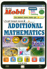 Revisi Mobil Form 5 (Additional Mathematics)
