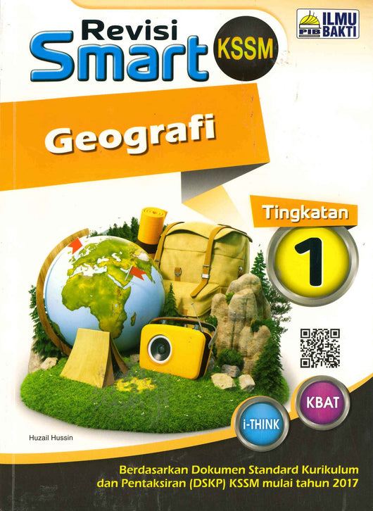 Revisi Smart (Geografi) Tingkatan 1