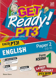 Get Ready (English) (Paper 2 ) Form 1