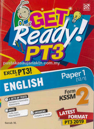 Get Ready (English) (Paper 1) Form 2