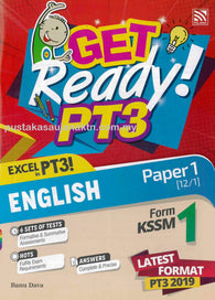 Get Ready (English) (Paper 1) Form 1