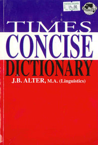 Times Concise Dictionary