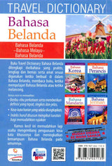 Travel Dictionary (Bahasa Belanda)