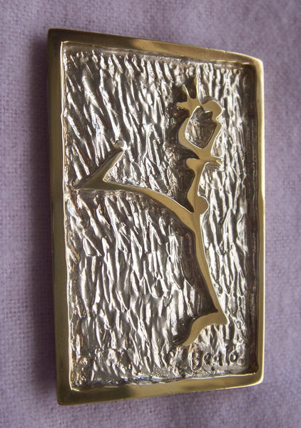 Beatrice Wood Blindman Pin
