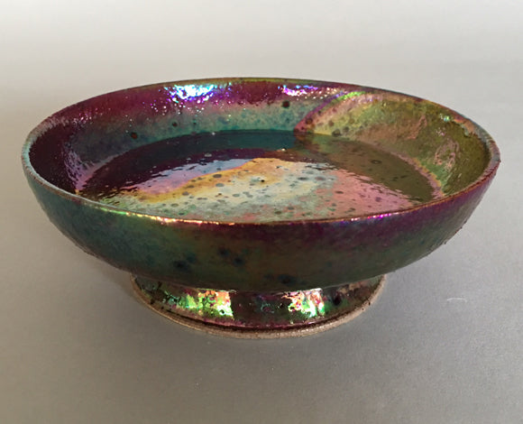 Footed Bowl #1