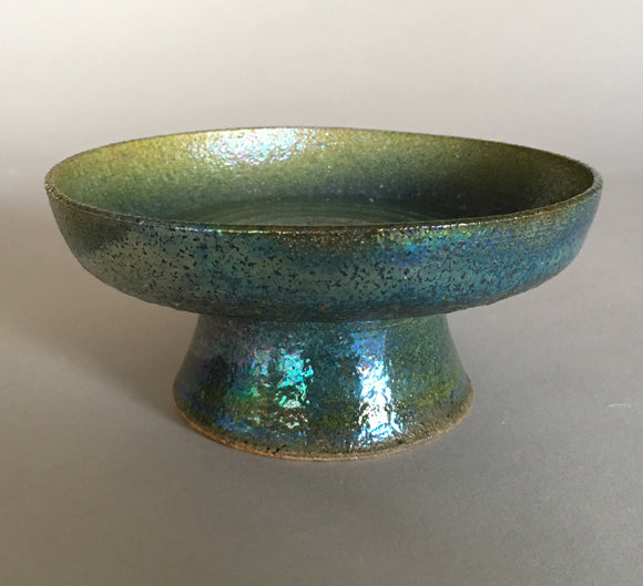 Footed Bowl #2