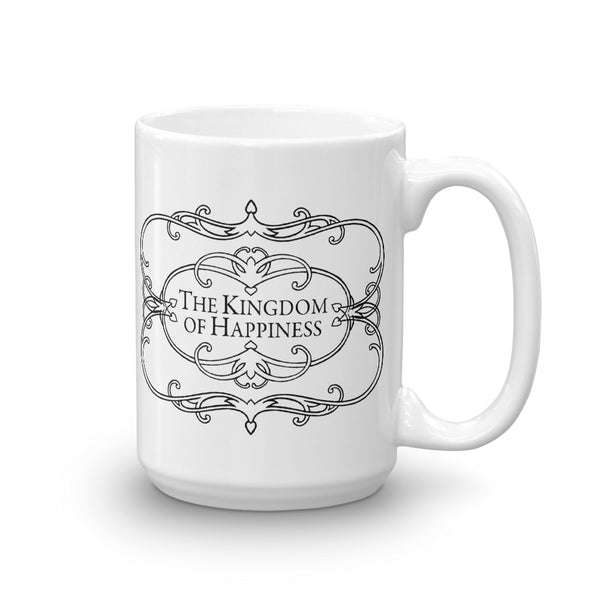 The Kingdom of Happiness Mug
